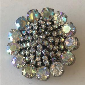 Austria crystal beautiful brooch